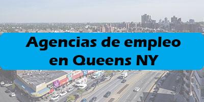 agencias de empleo en queens new york