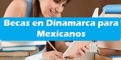 Programas de Becas para Estudiar en Dinamarca para Mexicanos