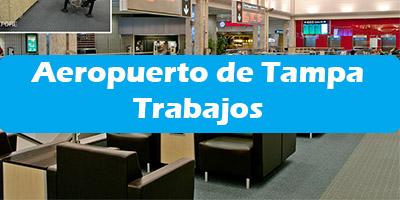 Trabajos en el Aeropuerto de Tampa Florida Empleos
