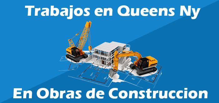 Trabajo de Construccion en Queens New York - Empleos