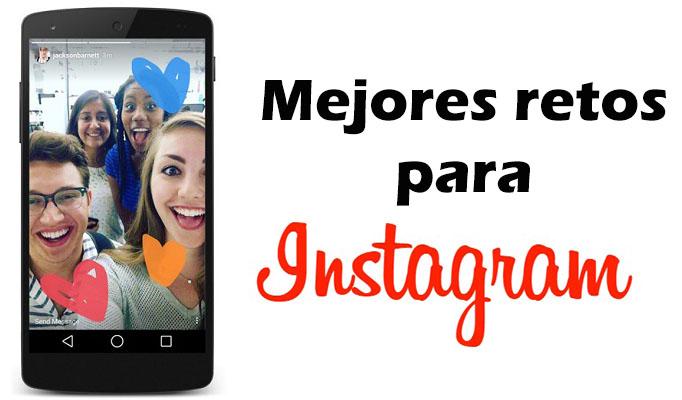Retos para Instagram