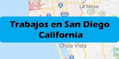 Trabajos en San Diego California - De Limpieza, Construccion