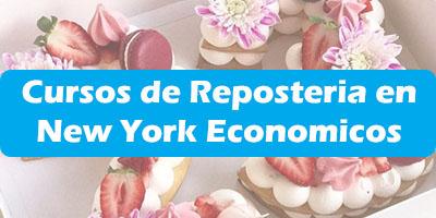 cursos de reposteria en new york