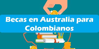 Becas en Australia para Colombianos Estudiar Ingles