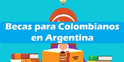 Becas para Colombianos en Argentina 2019 Estudiar Requisitos
