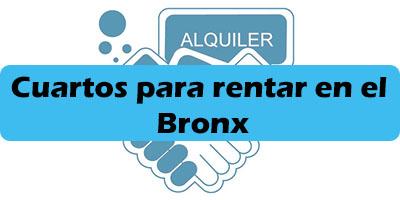 Cuartos para rentar en el Bronx - Alquiler de Habitaciones