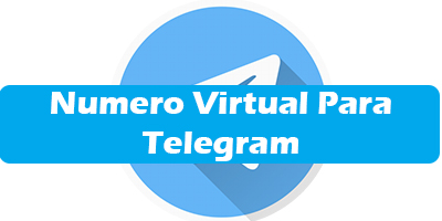 Numero Virtual Para Telegram