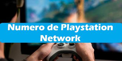 Numero de Playstation Network Estados Unidos
