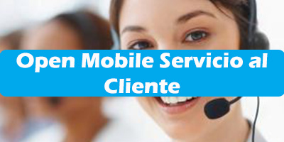 Open Mobile Servicio al Cliente Numero de Telefono  Puerto Rico