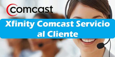 Xfinity Comcast Servicio al Cliente en Español 2019 Numero de Telefono