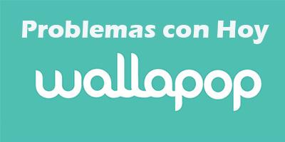 Wallapop Caido hoy Solucion  No funciona Esta fallando Chat