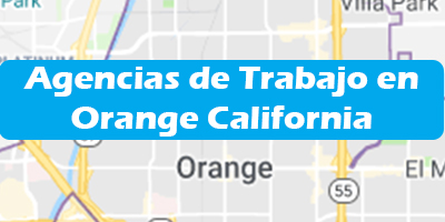 Agencias de Trabajo en Orange California OFicina Empleo