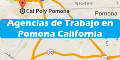 Agencias de Trabajo en Pomona California Oficina de Empleo