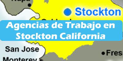 Agencias de Trabajo en Stockton California Oficina de Empleo 2019