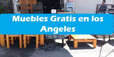 Muebles Gratis en los Angeles California Mueblerias Baratas