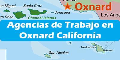 Agencias de Trabajo en Oxnard California Oficina de Empleo