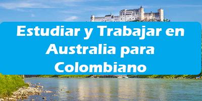 Estudiar y Trabajar en Australia para Colombiano