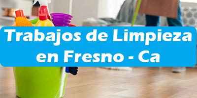 Trabajos de Limpieza en Fresno - California   Empleos Hoteles Casas