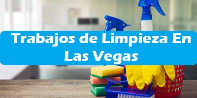 Trabajos de Limpieza en las Vegas Nevada Oferta de Empleos