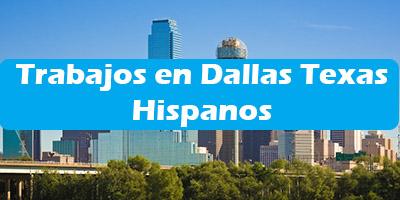 Trabajos en Dallas Texas Hispanos  Empleos Español Mujeres