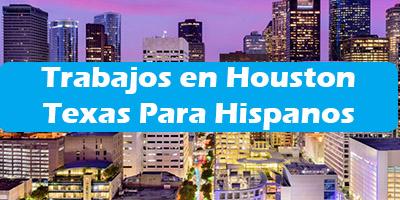 Trabajos en Houston Texas Ofertas de Empleo Español para Mujeres
