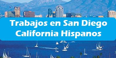 Trabajos en San Diego California Hispanos Oferta Empleo Español