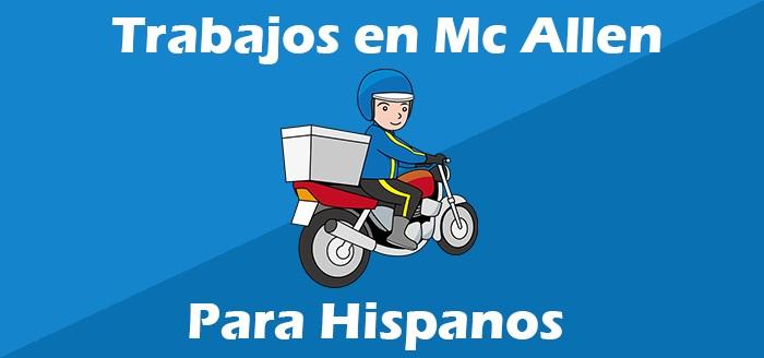 Trabajos en Mcallen Texas, Sin papeles para Mexicanos