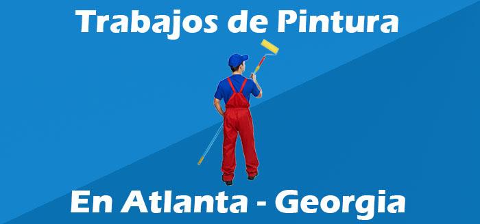 trabajos de pintura pintor en atlanta georgia