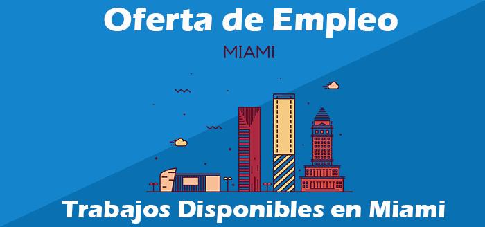Ofertas de Empleo en Miami para Mujeres y Hombres Hispanos en Español